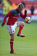 Charlton Athletic v Truro City - 05 November 2017