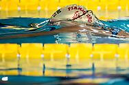 SCARCELLA Ilaria Fiamme Oro <br /> 50 Rana Donne<br /> Riccione 10-04-2018 Stadio del Nuoto <br /> Nuoto campionato italiano assoluto 2018<br /> Photo &copy; Andrea Masini/Deepbluemedia/Insidefoto