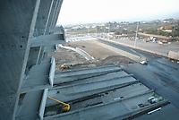 BRAGA-30 DEZEMBRO:Fotografias do novo est‡dio municipal de Braga, construido para albergar a equipa da primeira liga S.C.Braga e o EURO 2004 inaugurado a 30 de Dezembro de 2003 30-12-2003 <br />(PHOTO BY: AFCD/JOSƒ GAGEIRO)