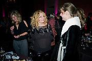 ALISON GOLDFRAPP; SARAH LOWE, 2008 Turner Prize Award. Tate Millbank. London. 1 December 2008 *** Local Caption *** -DO NOT ARCHIVE -Copyright Photograph by Dafydd Jones. 248 Clapham Rd. London SW9 0PZ. Tel 0207 820 0771. www.dafjones.com