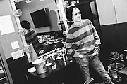Photo of DJ Samantha Ronson backstage at iHeartRadio Theater on March 9, 2013 in New York City. Copyright © 2013. Matthew Eisman. All Rights Reserved