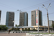 In the centre of Tashkent
