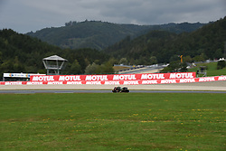 August 10, 2018 - Spielberg, Austria - 5 French driver Johann Zarco of Team Monster Yamaha Tech 3race during free practice of Austrian MotoGP grand prix in Red Bull Ring in Spielberg, Austria, on August 10, 2018. (Credit Image: © Andrea Diodato/NurPhoto via ZUMA Press)