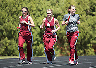 April 3, 2010: The Oklahoma Christian University Eagles host the Ray Vaughn Track Classic on the campus of Oklahoma Christian University.