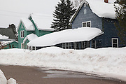 Snowy 2014 winter images from Michigan's Copper Country.