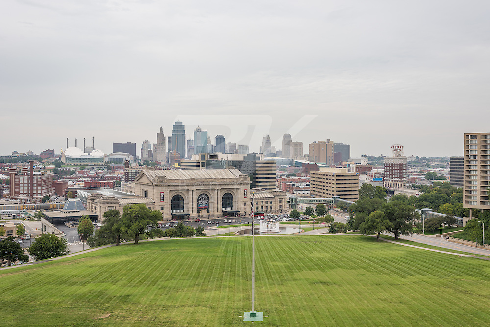 Kansas City, Missouri on September 8, 2015.  Photo by Ben Krause
