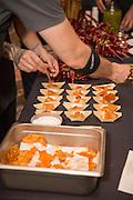 PEPPER (PAPRIKA), Capsicum annuum Showcase: Bar Tartine Paprika<br />Breeder: Mindy and Juston, Full Table Farm<br />Chefs: Will Preisch and Joel Stocks, Holdfast<br />Dish: Chicken Paprikash