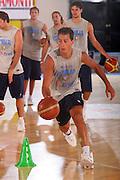DESCRIZIONE : Bormio Raduno Collegiale Nazionale Maschile Allenamento <br /> GIOCATORE : Massimo Bulleri <br /> SQUADRA : Nazionale Italia Uomini <br /> EVENTO : Raduno Collegiale Nazionale Maschile <br /> GARA : <br /> DATA : 26/07/2008 <br /> CATEGORIA : Allenamento <br /> SPORT : Pallacanestro <br /> AUTORE : Agenzia Ciamillo-Castoria/S.Silvestri <br /> Galleria : Fip Nazionali 2008 <br /> Fotonotizia : Bormio Raduno Collegiale Nazionale Maschile Allenamento <br /> Predefinita :