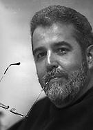 Hector Silva lider de la social democracia y el primer alcalde de izquierda que goberno la Ciudad de San Salvador  foto de archivo. Silva murio Jueves NOV 8, 2011 actualmete dirigia el Fondo Inversion social del gobierno de izquierda que preside el presidente Mauricio Funes. Photo: Edgar ROMERO/Imagenes Libres