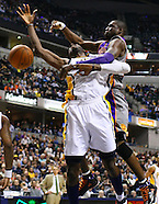 NBA - Indiana Pacers vs Phoenix Suns - Indianapolis, IN