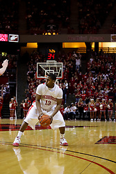 6 February 2010: Austin Hill. The Redbirds of Illinois State pull out a win against the Bulldogs of Drake 71-68 on Doug Collins Court inside Redbird Arena at Normal Illinois.