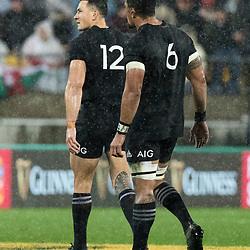 Sonny Bill Williams  during game 9 of the British and Irish Lions 2017 Tour of New Zealand, the second Test match between  The All Blacks and British and Irish Lions, Westpac Stadium, Wellington, Saturday 1st July 2017<br /> (Photo by Kevin Booth Steve Haag Sports)<br /> <br /> Images for social media must have consent from Steve Haag