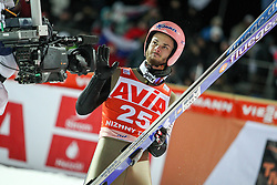 12.12.2015, Nordic Center, Nizhny Tagil, RUS, FIS Weltcup Ski Sprung, Nizhny Tagil, Herren, im Bild Manuel Fettner (AUT) // Manuel Fettner of Austria during mens Skijumping Competition of FIS Skijumping World Cup at the Nordic Center in Nizhny Tagil, Russia on 2015/12/12. EXPA Pictures © 2015, PhotoCredit: EXPA/ Tadeusz Mieczynski