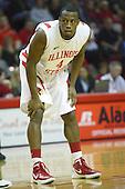 Darious Clark Illinois State Redbird Basketball Photos