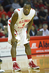 Darious Clark Illinois State Redbird Basketball Photos
