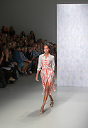 14.SEPTEMBER.2013. LONDON<br /> <br /> THE HOLLY FULTON 2013 LFW CATWALK SHOW.<br /> <br /> BYLINE: EDBIMAGEARCHIVE.CO.UK<br /> <br /> *THIS IMAGE IS STRICTLY FOR UK NEWSPAPERS AND MAGAZINES ONLY*<br /> *FOR WORLD WIDE SALES AND WEB USE PLEASE CONTACT EDBIMAGEARCHIVE - 0208 954 5968*
