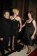 Tim Curry, Hannah Waddingham and her mother Melody Waddingham, Opening of Spamalot at the Night Palace Theatre and afterwards at Freemasons Hall Gt. Queen St.  London. 17 October 2006. -DO NOT ARCHIVE-© Copyright Photograph by Dafydd Jones 66 Stockwell Park Rd. London SW9 0DA Tel 020 7733 0108 www.dafjones.com
