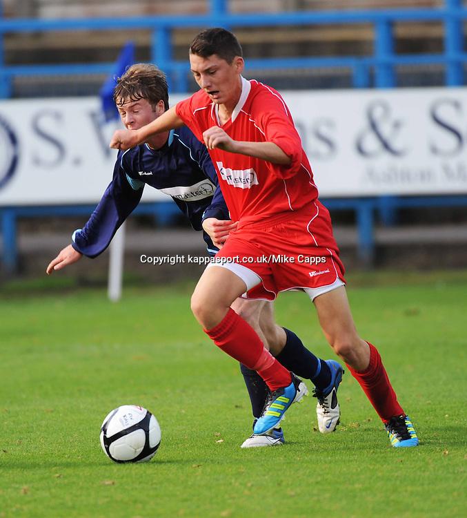 Football CV.com, Trials Pictures, Stalybridge Celtic FC, Sunday October 23rd 2011