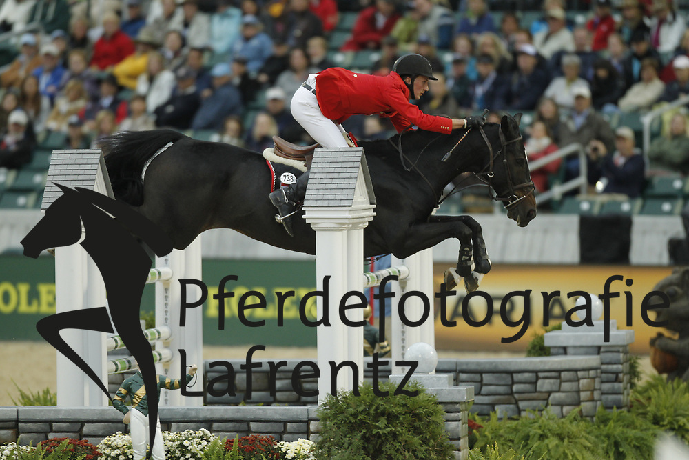 KOVACS Henri, The Real Deal<br /> Kentucky - Alltech FEI WEG 2010<br /> /Stefan Lafrentz