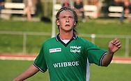 FODBOLD: Christian Pind (Helsingør) under kampen i Kvalifikationsrækken, pulje 1, mellem Allerød Fodboldklub og Elite 3000 Helsingør den 10. maj 2006 på Skovvang Idrætsanlæg. Foto: Claus Birch