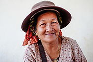 Khmer woman from Takeo, Cambodia.<br /> Photo by Lorenz Berna