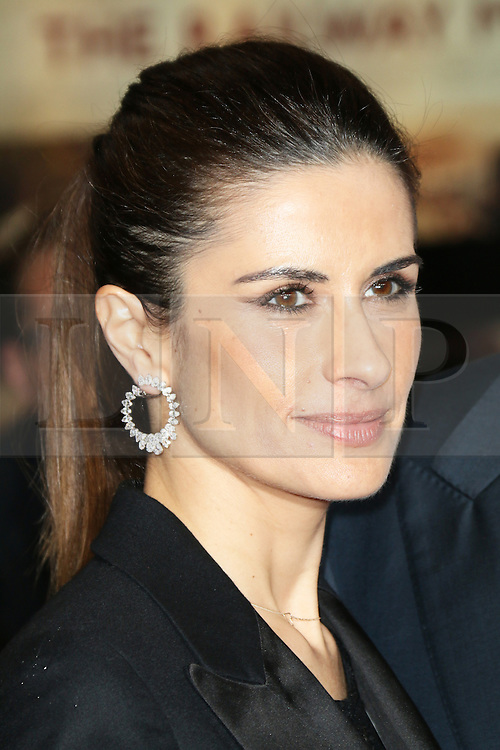 © Licensed to London News Pictures. 04/12/2013, UK. Livia Firth, The Railway Man - UK Film Premiere, Odeon West End, Leicester Square, London UK, 04 December 2013. Photo credit : Richard Goldschmidt/Piqtured/LNP