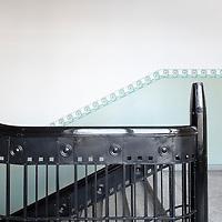 Iso-Roobertinkatu 17 - stairwell restoration