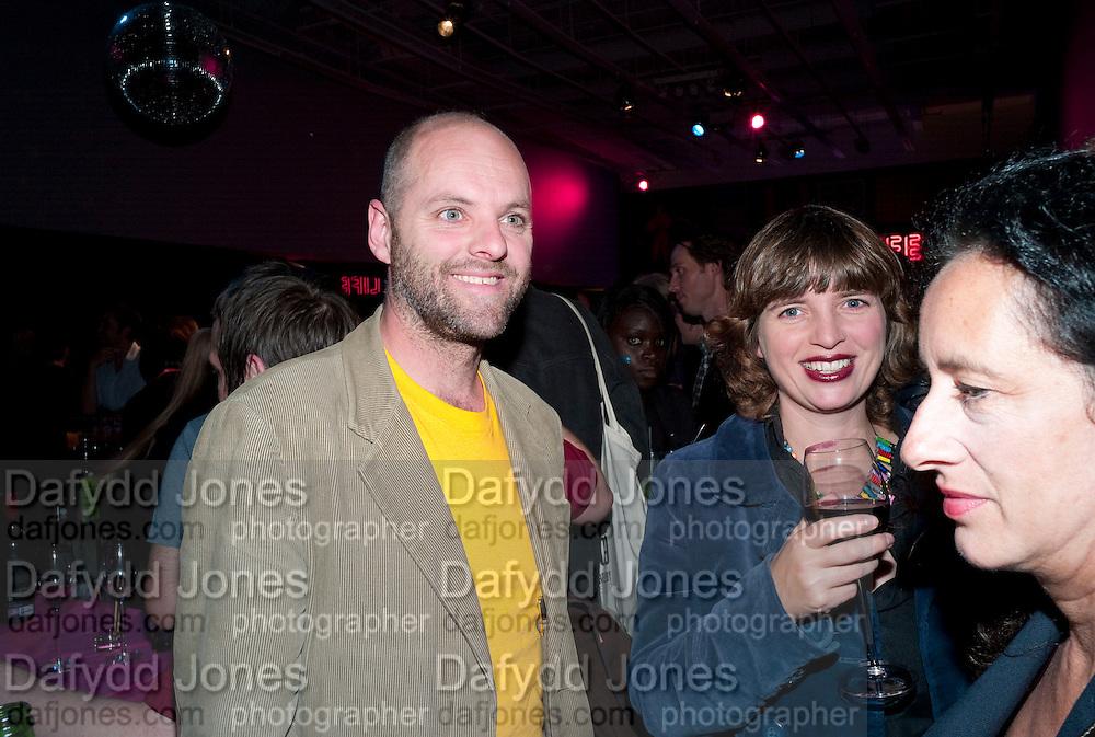 GAVIN TURK; DEBORAH CURTIS, Pop Life in a Material World. Tate Modern. London. 29 September 2009.