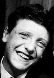 PA Photo 20/12/65  Edward Evans, 17-year-old murder victim of Ian Brady and Myra Hindley.