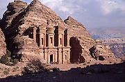 Al Deir (the Monastery), Petra, Jordan
