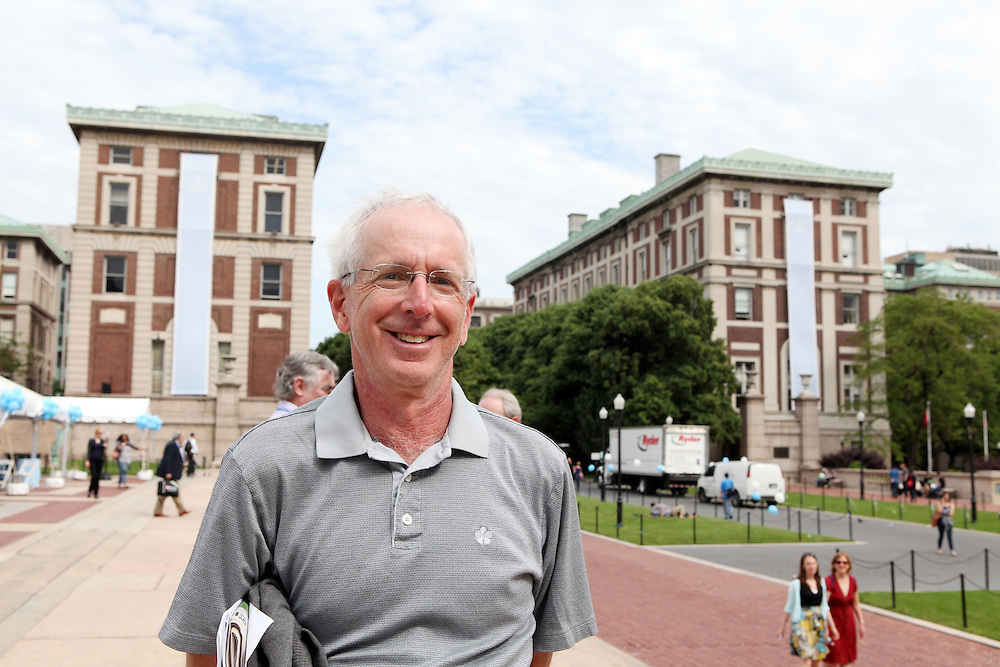 "Howard Selinger '71.Son: Gil Selinger '03.Daughter: Maia Selinger '05..""Work hard. Don't get behind, and then throw yourself into something in this campus or in this city that you have a passion for. Keep your life balanced."""