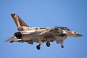 IAF F-16I Fighter jet