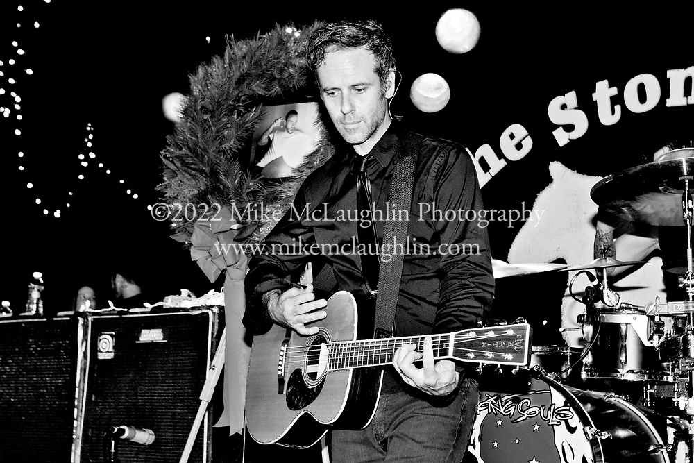 December 27, 2012 Asbury Park, New Jersey.<br /> Bouncing Souls perform at The Stone Pony for the 6th Annual Home For The Holidays event in Asbury Park, New Jersey.<br /> &copy;2012 Mike McLaughlin<br /> www.mikemclaughlin.com<br /> All Rights Reserved