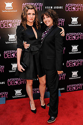 19.08.2013, ArcLight Hollywood, Hollywood, USA, Filmpremiere, Afternoon delight, im Bild Actress Kathryn Hahn and Director Jill Soloway // during photocall for the movie Rush at the Villa Magna Hotel, Madrid, Spain on 2013/08/19. EXPA Pictures © 2013, PhotoCredit: EXPA/ Newspix/ MediaPunch Inc<br /> <br /> ***** ATTENTION - for AUT, SLO, CRO, SRB, BIH, TUR, SUI and SWE only *****