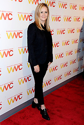 September 29, 2016 - New York, New York, USA - Samantha Bee attends The Women's Media Center 2016 Women's Media Awards at Capitale on September 29, 2016 in New York City. (Credit Image: © Future-Image via ZUMA Press)