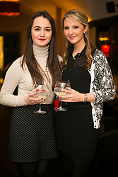 No fee for Repro 27/06/2013 <br /> Mary Cleary and Niamh Wade are pictured at the relaunch of The Mint Bar at The Westin Dublin. Dublin&rsquo;s hottest cocktail bar, The Mint Bar is redefining Dublin&rsquo;s cocktail culture. Picture Andres Poveda