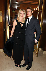 The EARL & COUNTESS OF MORNINGTON at the Holders Season Barbados Comes to London night at The Four Seasons Hotel, Hamilton Place, London on 3rd February 2006.<br /><br />NON EXCLUSIVE - WORLD RIGHTS