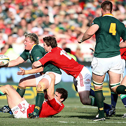 Jean de Villiers of South Africa during the British and Irish Lions tour 2009 <br /> LIONS TOUR 2009 SOUTH AFRICA