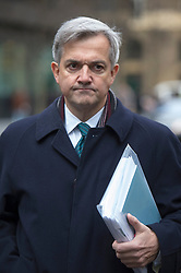 Former Cabinet minister Chris Huhne arriving at Southwark Crown Court, London, UK, January 28, 2013. Photo by i-Images.