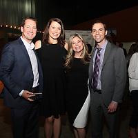 Ryan and Jenny Manuell, Kelly and Eric Hannah