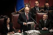 Giuramento Presidente della Repubblica 2013