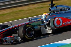 Motorsports / Formula 1: World Championship 2011, Testing in Jerez, 04 Lewis Hamilton (GBR, Vodafone McLaren Mercedes),