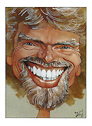 Passing Through : Richard Branson