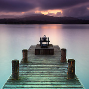 Windermere from Low Wood, Lake District, Cumbria