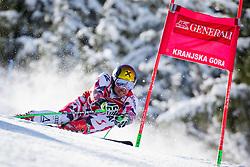 Marcel Hirscher (AUT) competes in 1st Run during Men Giant Slalom race of FIS Alpine Ski World Cup 55th Vitranc Cup 2015, on March 4, 2016 in Kranjska Gora, Slovenia. Photo by Ziga Zupan / Sportida