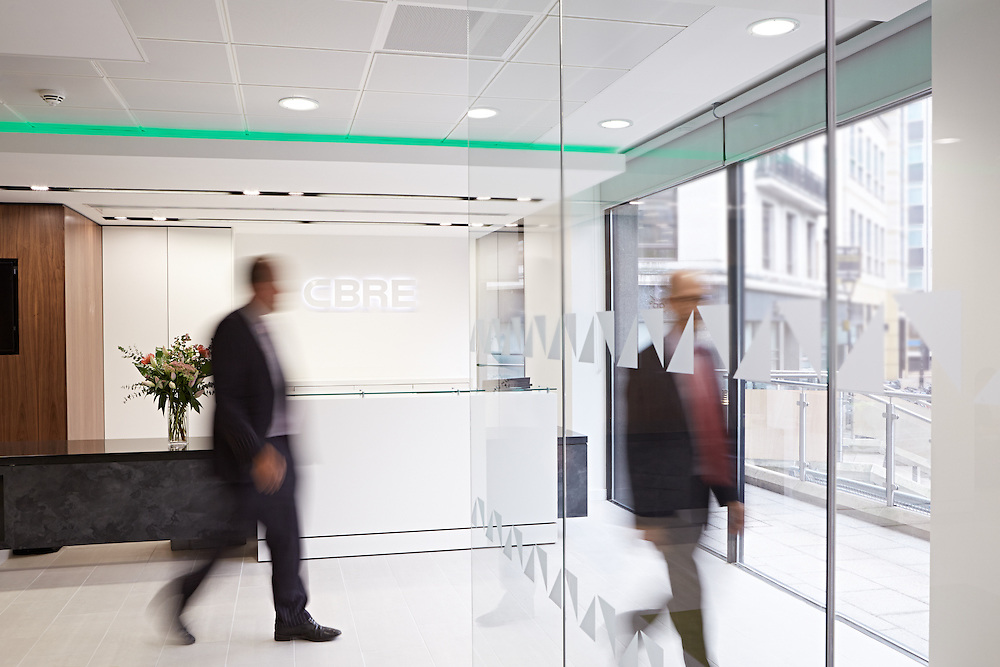 CBRE Birmingham Office Temple Row