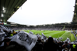 A near full Pride Park Stadium ahead of the Sky Bet Championship Playoff Semi-Final against Fulham - Mandatory by-line: Robbie Stephenson/JMP - 11/05/2018 - FOOTBALL - Pride Park Stadium - Derby, England - Derby County v Fulham - Sky Bet Championship