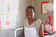 Trifonia Atukunda is a midwife at Bwizibwela Health Centre. In August 2013 she attended an emergency obstetrics training course, run by RCOG member Dr Helen Allott.