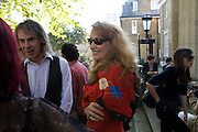 IVOR BRAKA; JERRY HALL, Julia, Mark and Francesca host a party for Tracey Emin and her new Travelling chess set. RS&A Ltd. 50b Buttesland St. Hoffman Sq. London N1. 12 October 2008 *** Local Caption *** -DO NOT ARCHIVE-© Copyright Photograph by Dafydd Jones. 248 Clapham Rd. London SW9 0PZ. Tel 0207 820 0771. www.dafjones.com.