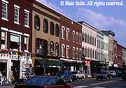 Coudersport restored town, Potter Co., PA